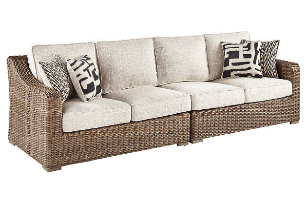 Beachcroft Left-Arm Facing Loveseat/Right-Arm Facing Loveseat, , large