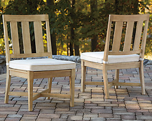 Clare View Outdoor Dining Table and 4 Chairs, , large