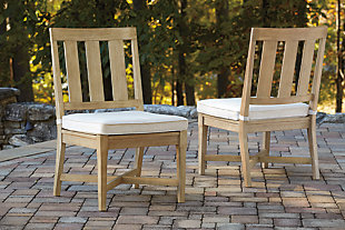Clare View Chair with Cushion (Set of 2), , rollover