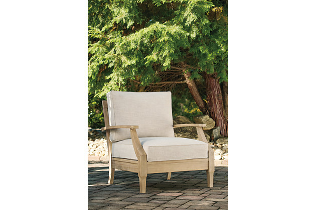Clare View Lounge Chair with Cushion, , large