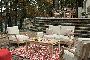 Clare View Loveseat with Cushion, , large