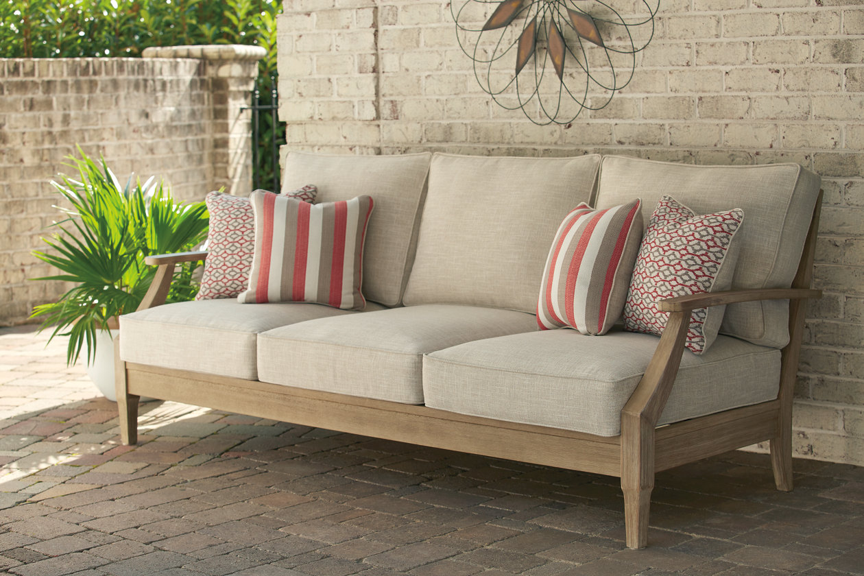 Clare View Sofa with Cushion   Ashley Furniture HomeStore