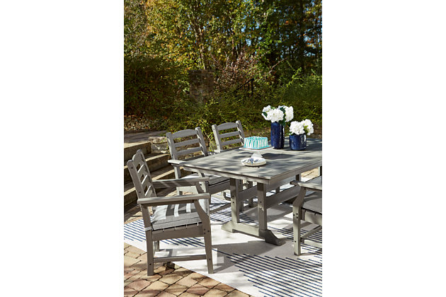 Visola Outdoor Dining Table, , large