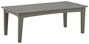 Visola Outdoor Coffee Table, , large