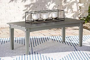Visola Outdoor Coffee Table, , rollover