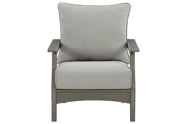 Visola Lounge Chair with Cushion, , large