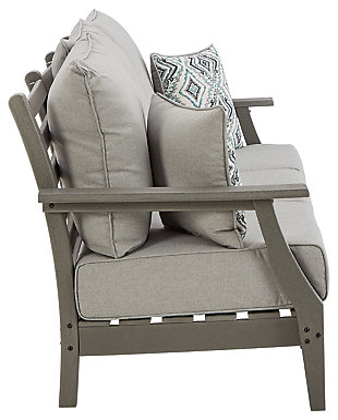 Visola Outdoor Sofa with Cushion, , large