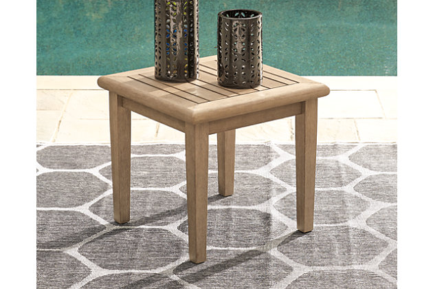 Gerianne End Table, , large