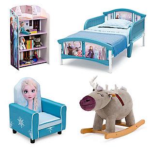 Delta Children Frozen II Toddler Bedroom Bundle, , large