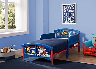 Delta Children Paw Patrol Toddler Bedroom Bundle, , rollover