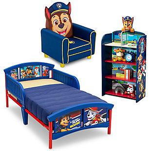 Delta Children Paw Patrol Toddler Bedroom Bundle, , large
