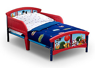 Delta Children Mickey Mouse Toddler Bedroom Bundle, , rollover