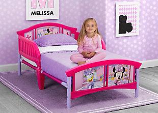 Delta Children Minnie Mouse Toddler Bedroom Bundle, , rollover