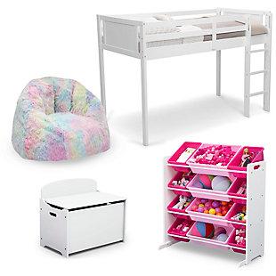 Delta Children Kids Bedroom Bundle, , large