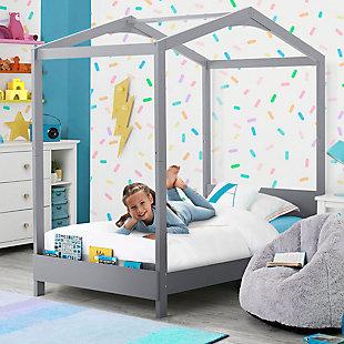 Delta Children Poppy Bedroom Bundle, Gray, , rollover