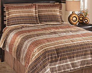 Wavelength 4-Piece Comforter Set, , rollover