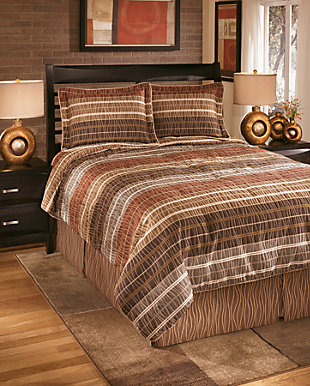 Wavelength 4-Piece Comforter Set, , large