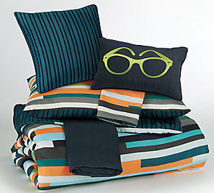 Seventy 5-Piece Comforter Set, , large