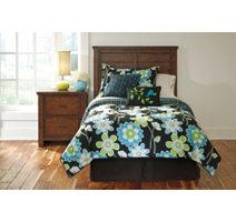 Lulu Twin Over Twin Bunk Bed Ashley Furniture Homestore
