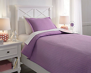 Dansby 2-Piece Twin Coverlet Set, , rollover