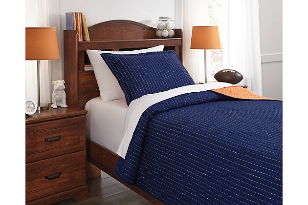 Dansby 2-Piece Twin Coverlet Set