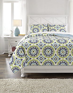 Danesha 2-Piece Coverlet Set, , large