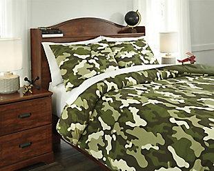 Dagon 2-Piece Comforter Set, , rollover