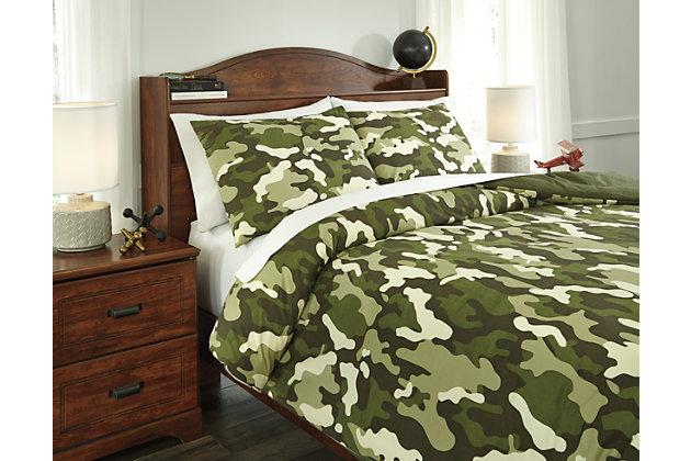 Dagon 3 Piece Full Comforter Set Ashley Furniture Homestore