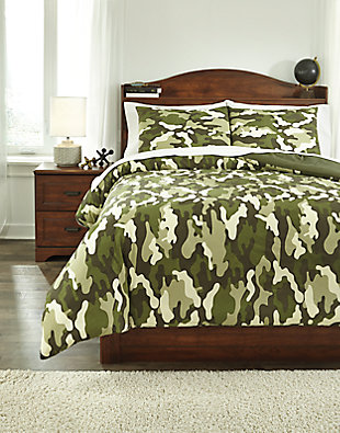 Dagon 2-Piece Comforter Set, , large