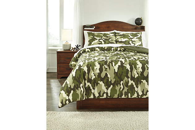 Click here for Signature Design by Ashley Q234003F Dagon Camoufla... prices