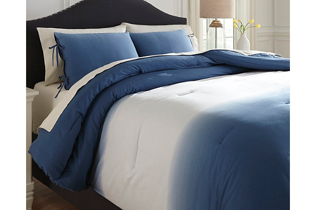 Aracely 3-Piece Queen Comforter Set by Ashley HomeStore, ...