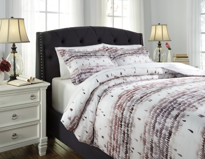 Danessa 3-Piece King Duvet Cover Set by Ashley HomeStore,...