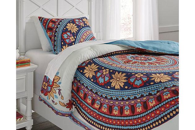 Amerigo 2-Piece Twin Comforter Set by Ashley HomeStore, ,...