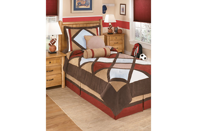Info about Academy Twin Comforter Set Product Photo