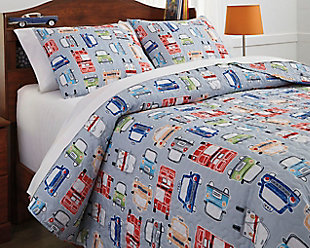 Beaverton 3-Piece Full Quilt Set, , large