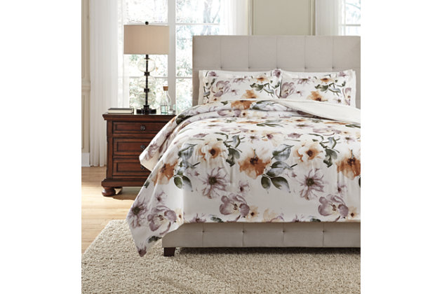 Balere 3-Piece King Comforter Set by Ashley HomeStore, Mu...