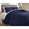 AshleyFurnitureHomeStore deals on Ashley Marksville 3-Piece King Duvet Cover Set