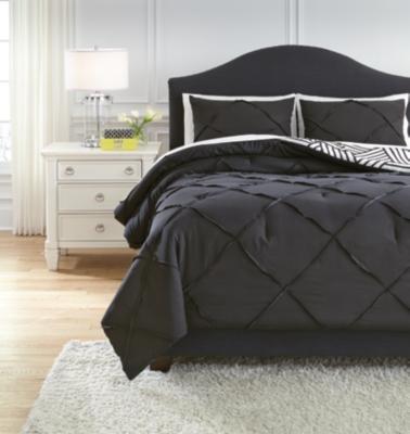 Jaylee 3-Piece Queen Comforter Set, , large