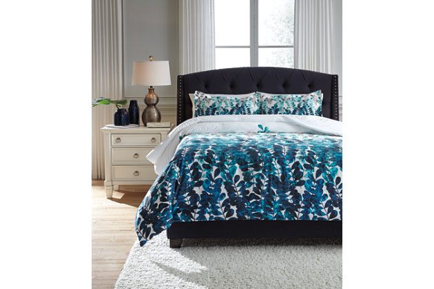 Clearfield 3-Piece Queen Comforter Set by Ashley HomeStor...