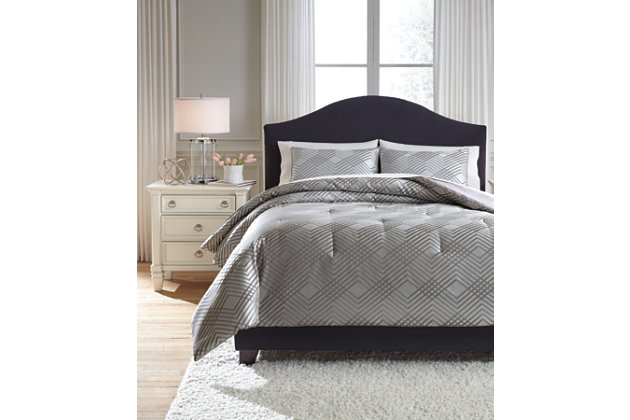 Anjelita 3-Piece Queen Comforter Set by Ashley HomeStore,...