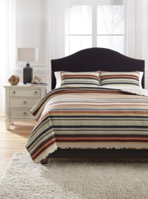 King Quilt Set Wiley