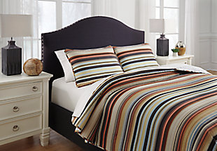 Wiley 3-Piece Queen Quilt Set, , large