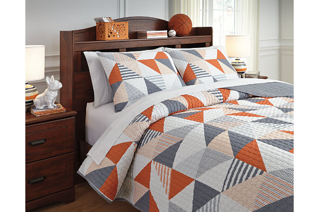 Layne 3-Piece Full Coverlet Set, , large