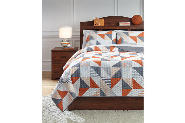 Layne 2-Piece Twin Coverlet Set, , large