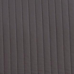 Raleda 3-Piece Queen Coverlet Set, Gray, large