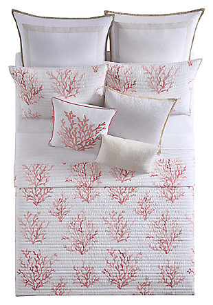 3 Piece Full/Queen Quilt Set, , large
