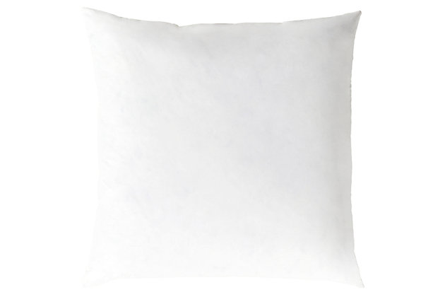 Down Filled Euro Sham Pillow Insert, , large