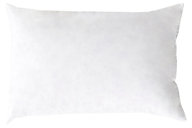 Poly Filled Standard Sham Pillow Insert, , large