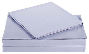 Twin Sheet Set, Lavender, large