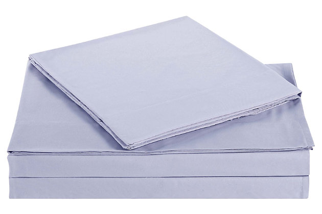 Twin Sheet Set, Lavender, large